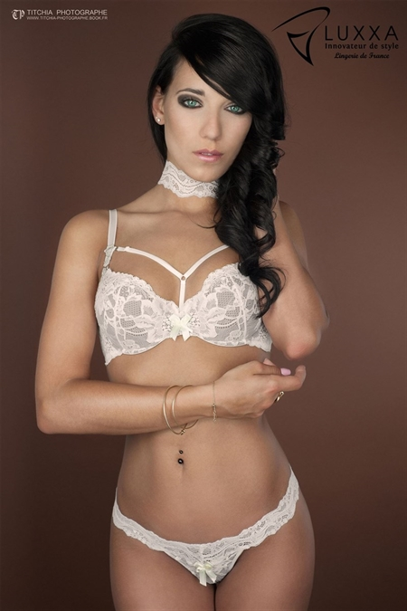 Ensemble NOUGAT SG à brides & String
