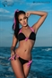 MAILLOT PARADISE Noir & Rose - Collection lingerie Luxxa sur Mer