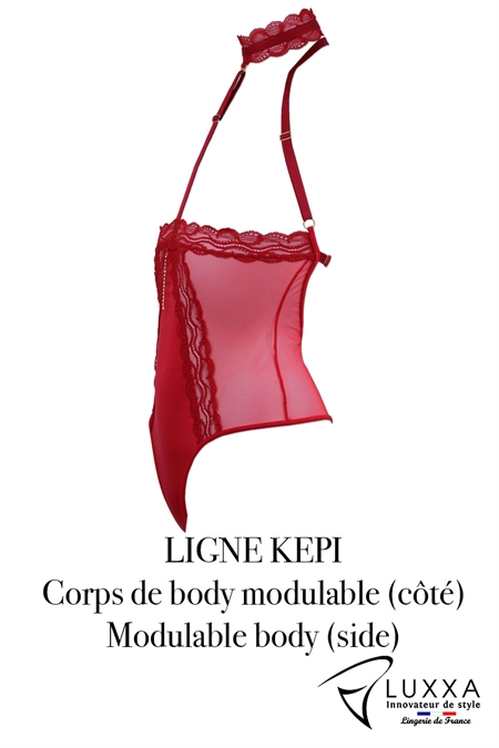 ENSEMBLE CORPS DE BODY ET TOP A MANCHES